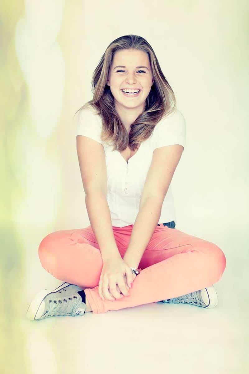 modellenparty tienerfeest tienermeisjes fotoshoot model tienershoot Hoofddorp Hillegom Lisse