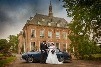 Bruidsfotografie met 2 fotografen