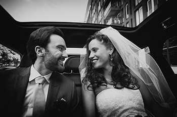 Spontane trouwreportages