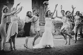 Ongedwongen trouwreportages